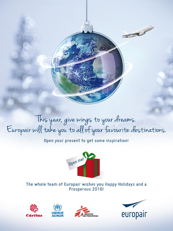Europair Christmas
